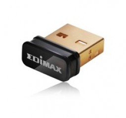 EDIMAX Wireless 150MBPS Mini USB adapteris