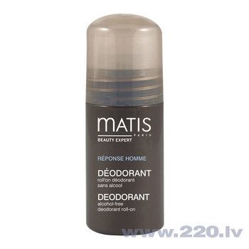 Dezodorants-rullītis Reponse Homme Matis 50 ml cena un informācija   Dezodorants-rullītis Reponse Homme Matis 50 ml   220.lv
