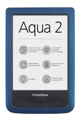 PocketBook Aqua 2, Zils