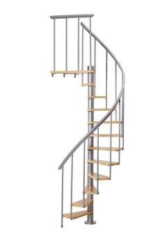 Spirālveida kāpnes CALGARY SREBRNE