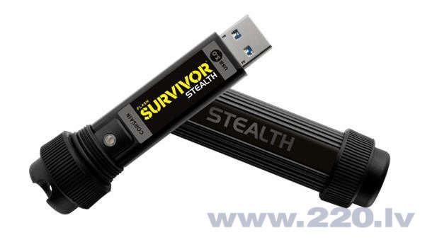 Corsair USB Flash Survivor Stealth 16GB USB 3.0 cena