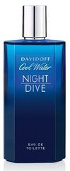 Tualetes ūdens Davidoff Cool Water Night Dive edt 200 ml