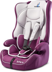 Autosēdeklis Caretero Vivo 2017, 9-36 kg, purple