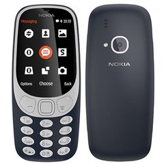 Nokia 3310 (2017) Dual, Синий
