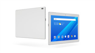 "Lenovo IdeaTab 4-X304F 10.1"" Wifi, Balts"