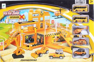 Rotaļu komplekts Engineering, 21 detaļa