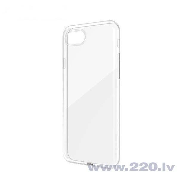 Mocco Ultra Back Case 0.3 mm silikona apvalks priekš Apple iPhone 7 Caurspīdīgs cena