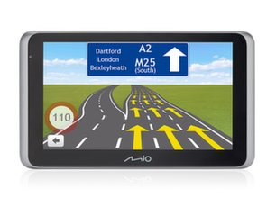 MIO MiVue Drive 65 Car Navigation FULL EUROPE LM TRUCK