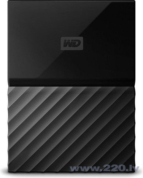 WD My Book Duo 12TB, USB 3.0, Melns