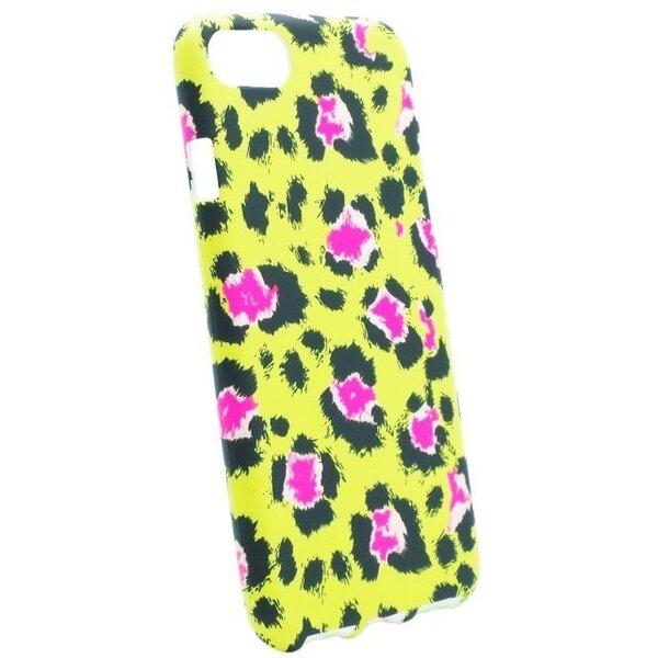 Aizmugurējais aizsargapvalks Mocco Fashion Case Glow in The Dark Panther priekš Apple iPhone 6 / 6S cena