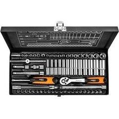 Набор инструментов Neo Tools, 63шт.