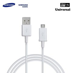Samsung ECB-DU4EWE Universal Micro USB 2.0 Data and Charger Cable 1.5m White (OEM) cena un informācija | Samsung ECB-DU4EWE Universal Micro USB 2.0 Data and Charger Cable 1.5m White (OEM) | 220.lv