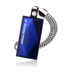 Silicon Power Touch 810 8GB Blue USB2.0