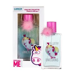 Tualetes ūdens Minions Unicorns EDT 75 ml