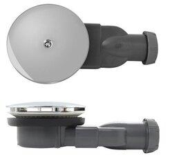 Wirquin James Slim zema dušas paliktņa sifons, D90, DN40