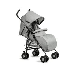 Sporta ratiņi Kinderkraft Rest, grey