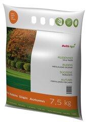 Baltic Agro rudens mēslojums zālienam, 7,5 kg