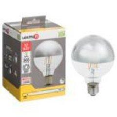 Spuldze LED Lexman Glob E27 4W 300lm cena un informācija | Spuldzes | 220.lv