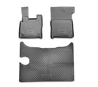 3D DAF XF 2014->, 3 pcs. /L13001G /gray