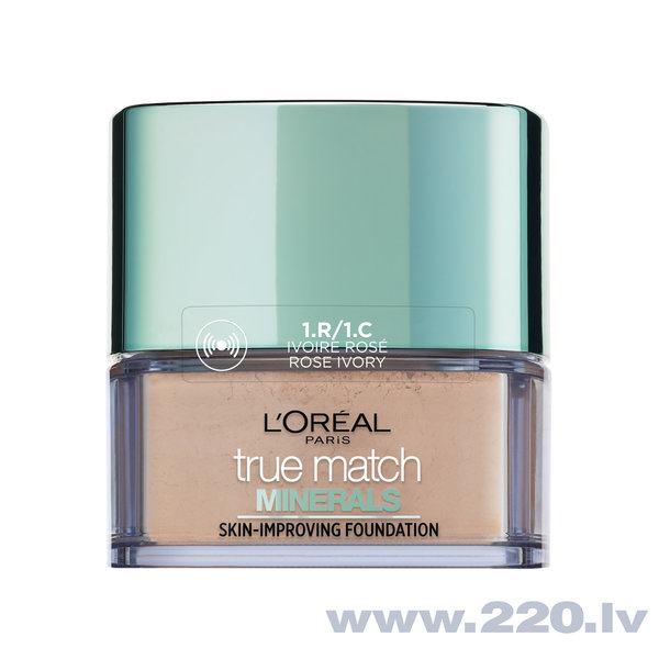 Minerālais pūderis L'Oreal Paris True Match 10 g