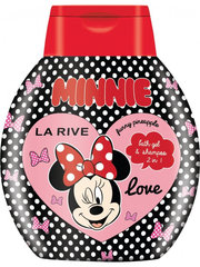 Шампунь - гель для душа La Rive Minnie 250 ml