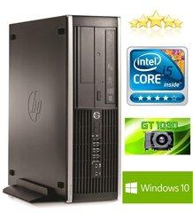 HP 6300 PRO SFF i5-3470 8GB 500GB GT1030 2GB DVDRW WIN10Pro