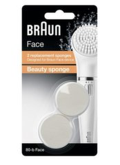 Насадки для электрической щётки для лица Braun Refill SE80-B FACE