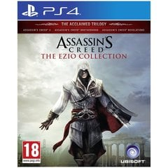 Assassins Creed The Ezio Collection, PS4