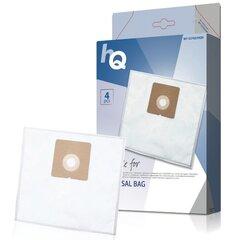 HQ Мешки для пылесоса IDELINE / SEVERIN / MELISSA 7-52762HQN (4шт.) цена и информация | Принадлежности для пылесосов | 220.lv