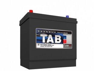 TAB Polar S (- +) 60Ah 600A