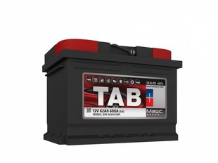 TAB Magic 62Ah 600A