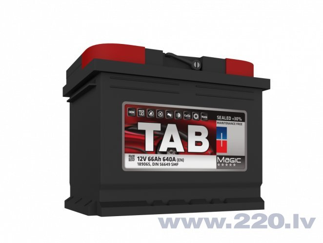 TAB Magic 66Ah 640A