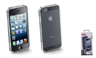 Apple iPhone 5 caurspīdīgs maciņš