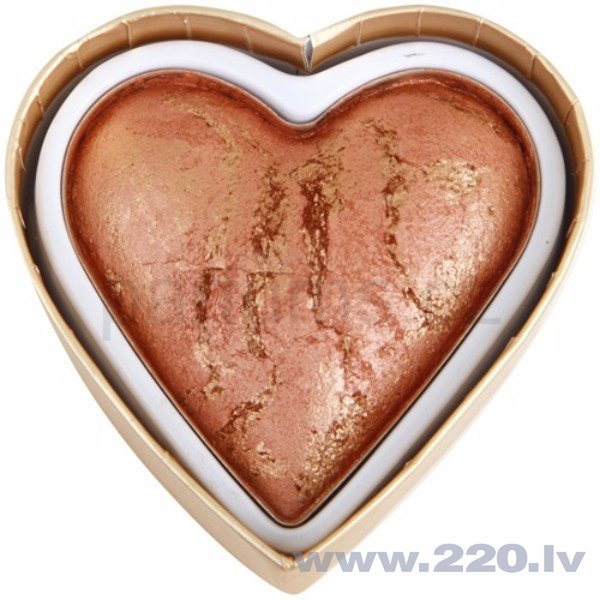 Bronzas pūderis Makeup Revolution London I Love Makeup Summer Of Love, 10 g