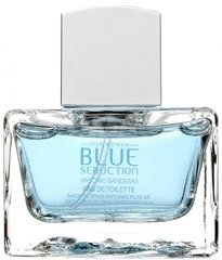 Туалетная вода Antonio Banderas Blue Seduction For Woman edt, 80 мл