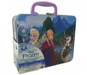 3D puzle metāla kastē Cardinal Games Frozen, 6033102, 48 daļas cena un informācija | 3D puzle metāla kastē Cardinal Games Frozen, 6033102, 48 daļas | 220.lv