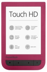 PocketBook Touch HD 631 Красный