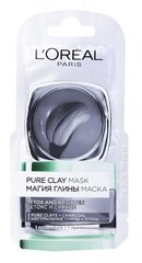 Detokss maska L'Oreal Paris Pure Clay, 6 ml