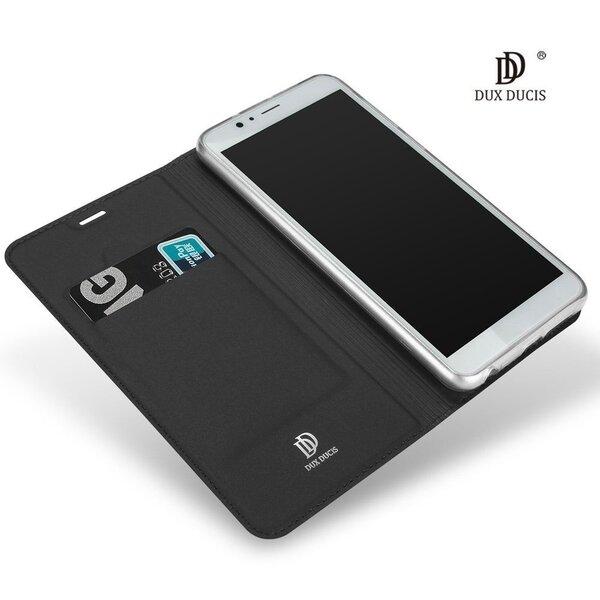 Dux Ducis Premium maciņš priekš Samsung G950 Galaxy S8 Pelēks cena
