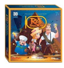Attīstības galda spēle Step Puzzle RA dārgumi