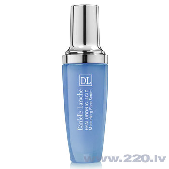 Atjaunojošs sejas ādas serums ar hialuronu Danielle Laroche 50 ml cena un informācija | Sejas serumi, eļļas | 220.lv