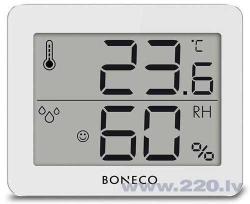 Higrometrs-termometrs Boneco X200   cena