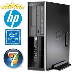 HP 6200 PRO SFF G620 4GB 320GB DVDRW WIN7Pro