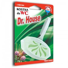 Dr. House tualetes bloks Forest, 40 g