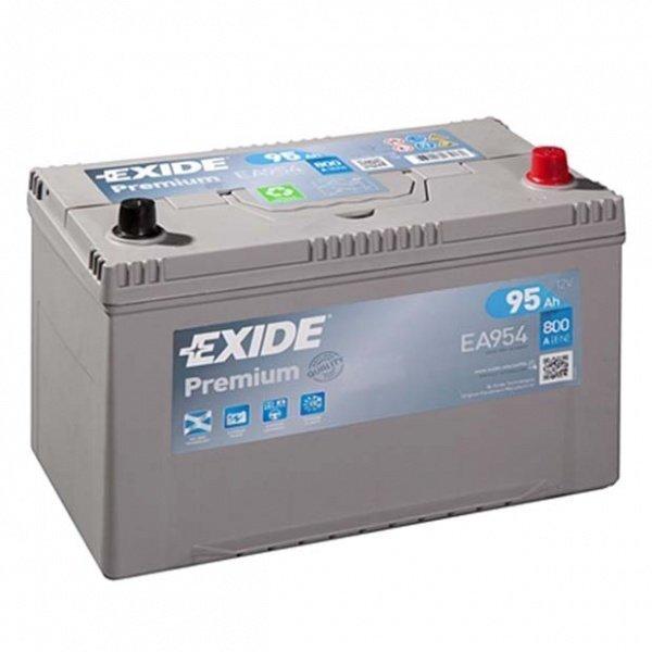 EXIDE EA954 95Ah 800A
