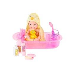 Ванна для куклы с аксессуарами, Smiki
