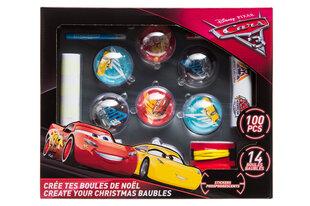 Комплект ёлочных игрушек CARS