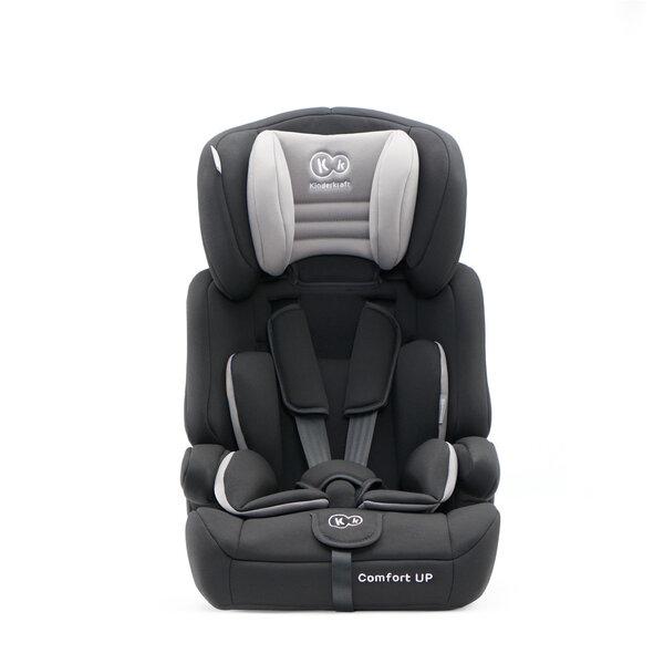 Autosēdeklis KinderKraft Comfort Up 9-36 kg, black cena