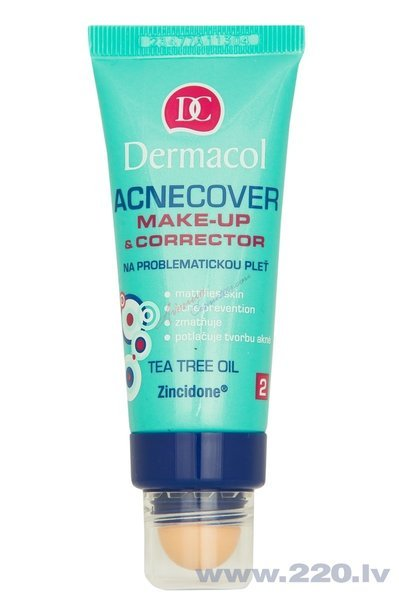 Grima pamats Dermacol Acnecover Make-Up & Corrector 30 ml