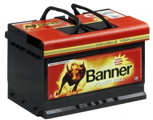 BANNER Power Bull 70Ah 570A (-/+)